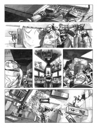 2000 AD Portfolio Competition